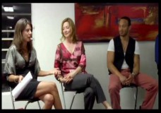 """Mindful Media Visionary Series – """"The Actors"""" – Introduction & 1st Question"""