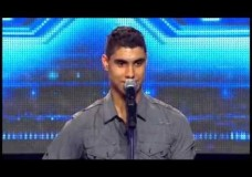 "Emmanuel Kelly ""The X Factor Australia"" 2011 Auditions"