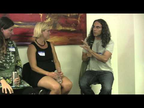 "Mindful Media Visionary Series – ""The Filmmakers"" – 2nd Question"