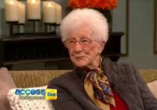 Edythe Kirchmaier Talks Charity Work & Turning 105 Years Old