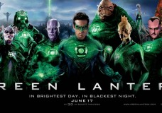 THE GREEN LANTERN Movie Review