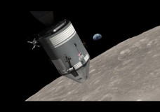 NASA Earthrise – The 45th Anniversary