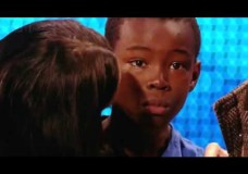 9 Year Old Boy Cries During Audition – Then Amazes Everyone