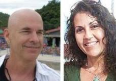 Michele Molina and Dick Gayton