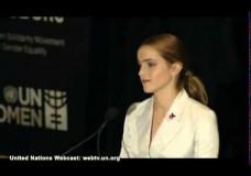 Emma Watson's UN Speech