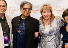 Death Makes Life Possible Interview With Marilyn Schlitz and Deepak Chopra
