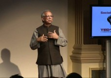 Muhammad Yunus – A History of Microfinance TEDx Vienna