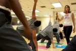 UpRising Yoga in Juvenile Detention Center