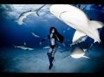 Real Life Mermaid & Underwater Performance Artist