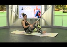 Gentle Yin Yoga for Recovery and Relaxation