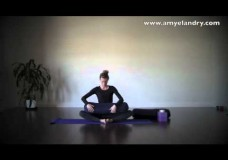 Basic Restorative Yoga Sequence