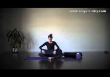 Basic Restorative Yoga Sequence