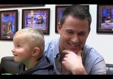 Trick Shot Titus With Channing Tatum & Bradley Cooper