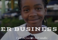 Eleven Year Old Detroit's Super Business Girl