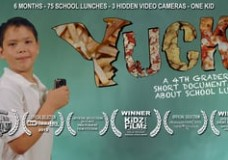 Yuck: A 4th Grader's Short Documentary About School Lunch