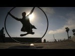 Turn My Ship Around – Hoop Flying in Venice Beach